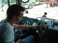 Pilot - Om te testen of een boordcomputer het gewenste resultaat oplevert, vooral in combinatie met andere systemen, zoals het TMS, is een pilot nog steeds aan te bevelen.