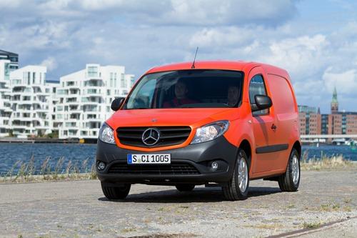 Rij-impressie Mercedes-Benz Citan