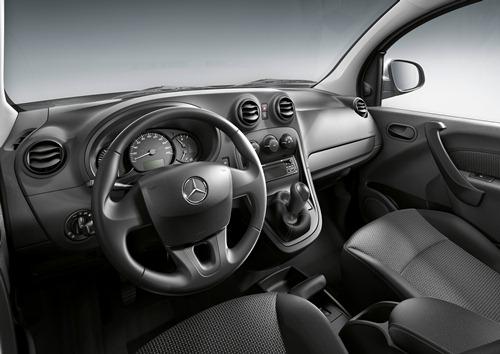 Interieur Mercedes-Benz Citan